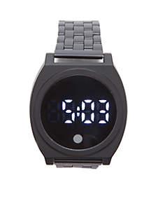 Men's Sport Bracelet LED Dial Watch