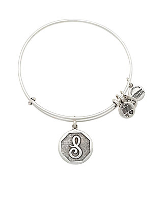 Alex And Ani Initial S Expandable Wire
