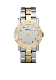 Women's Amy Golden Two-Tone Glitz Watch