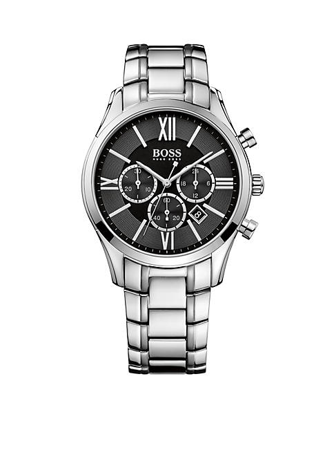 BOSS by Hugo Boss Mens Ambassador Chronograph Watch