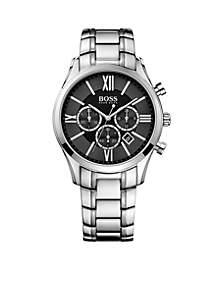 BOSS by Hugo Boss Men's Ambassador Chronograph Watch