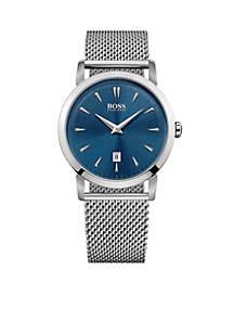 Men's Slim Ultra Quartz Movement Watch
