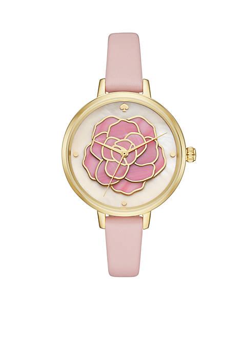 Womens Holland Rose Petal Watch