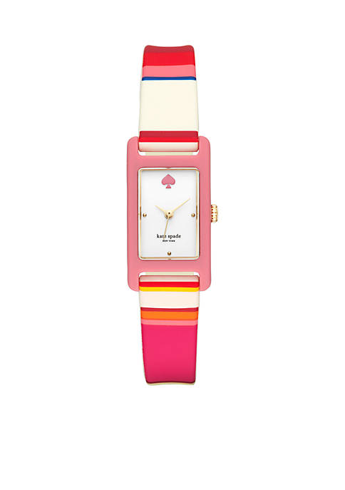 kate spade new york® Womens Silicone Duffy Square