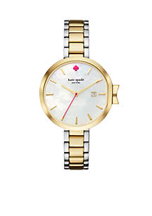 Women's Two-Tone Park Row Bracelet Watch