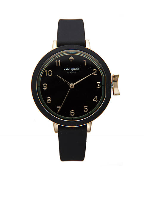 Womens Silicone Park Row Watch