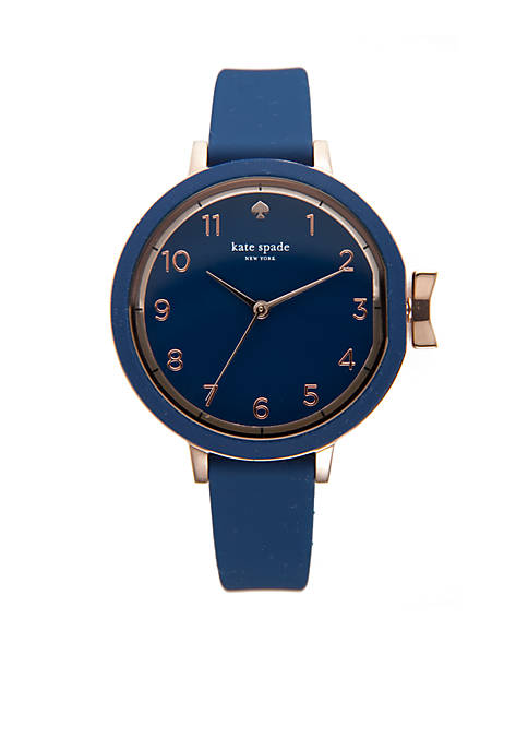 kate spade new york® Womens Silicone Park Row