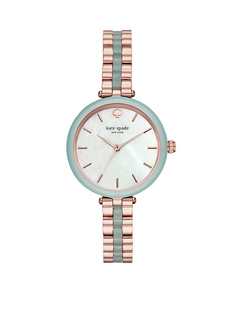 kate spade new york® Rose Gold-Tone Holland Watch