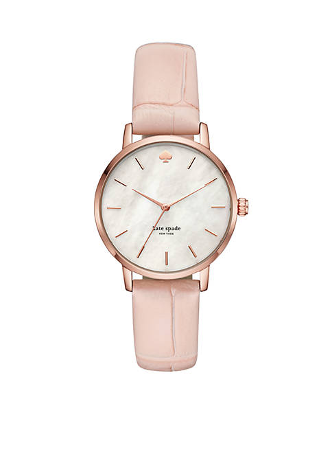 kate spade new york® Rose Gold-Tone Stainless Steel