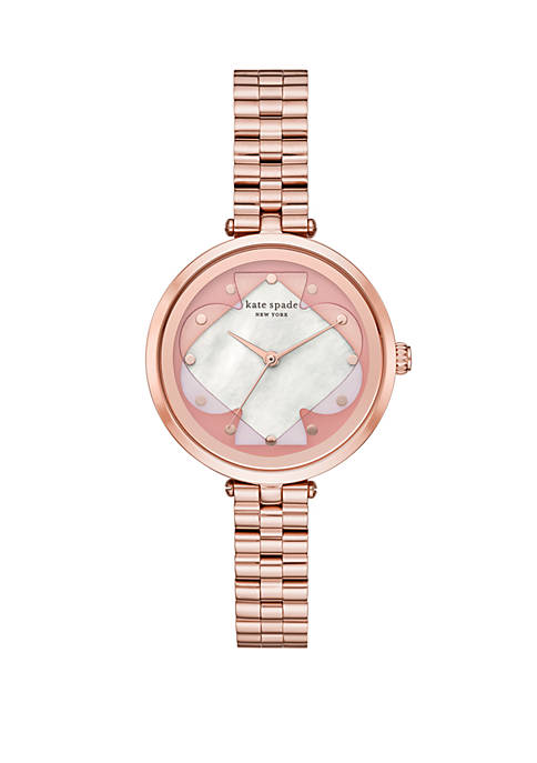 kate spade new york® Holland Rose Gold Tone