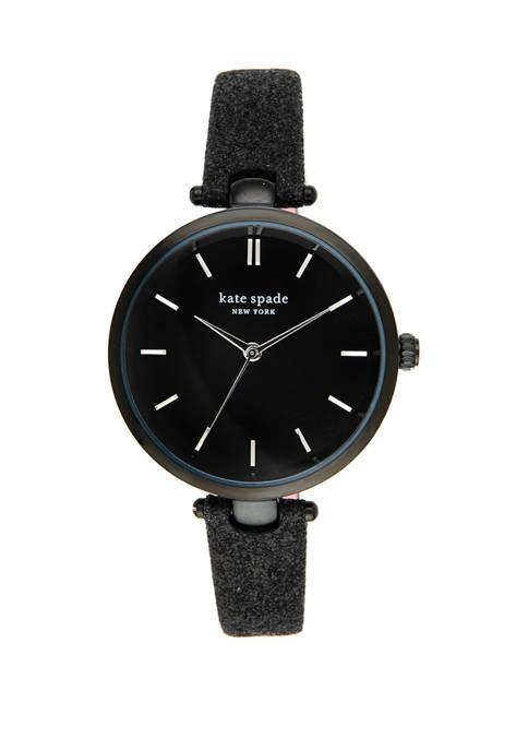 kate spade new york® Glitter Holland Watch