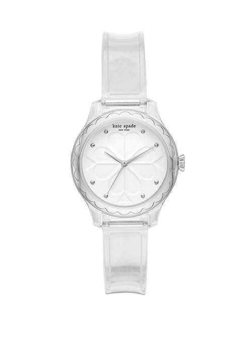 kate spade new york® Rosebank Three-Hand Clear Polyurethane