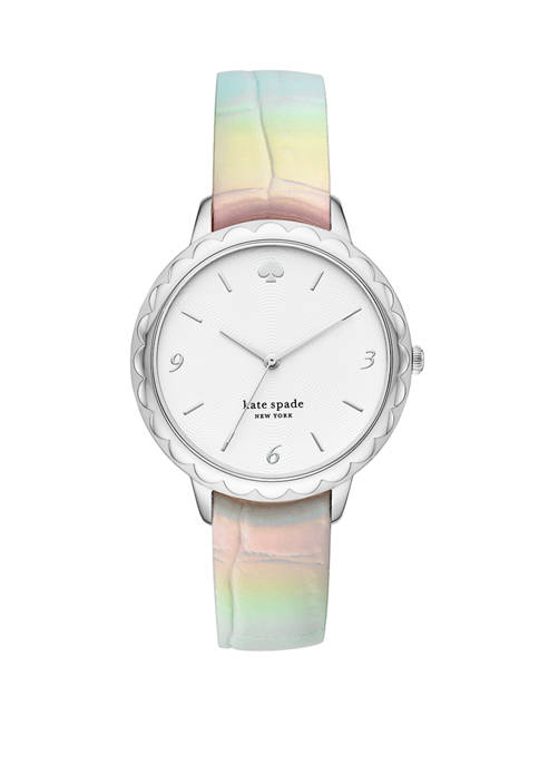 kate spade new york® Morningside Three-Hand Multicolor Leather