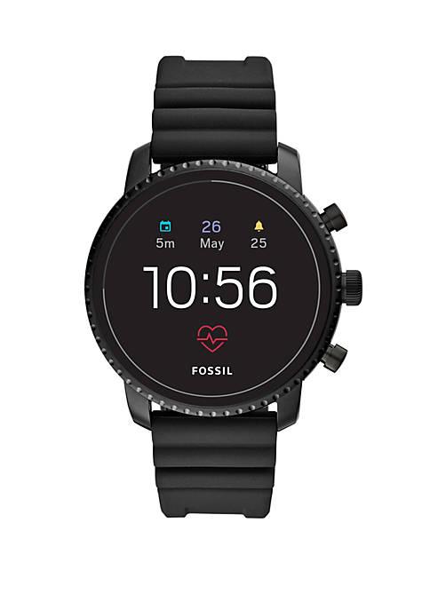 Fossil® Smartwatch Gen 4 Smartwatch Q Explorist HR