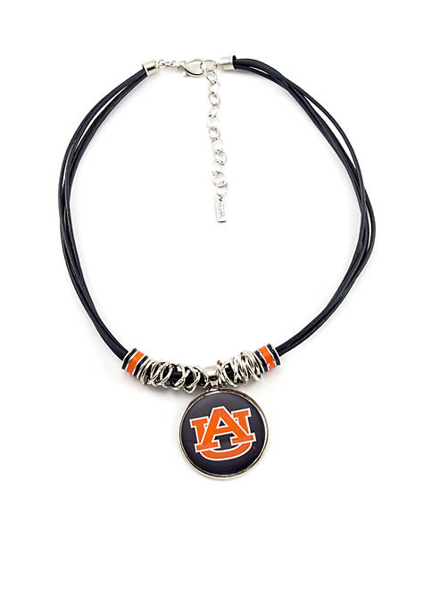 accessory PLAYS® Auburn University Tigers Silver-Tone Multi Cord