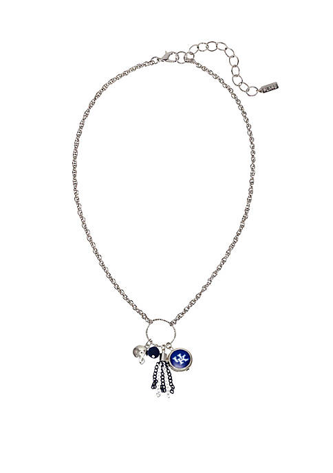 accessory PLAYS® Beaded Necklace with Drop Charms