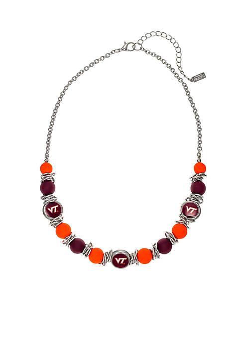 accessory PLAYS® VT Tech Hokies One Row Logo