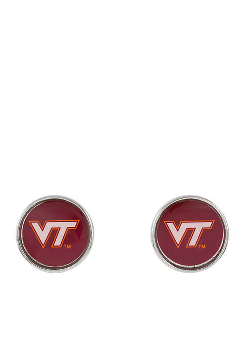 accessory PLAYS® Silver-Tone Virginia Tech University Hokies