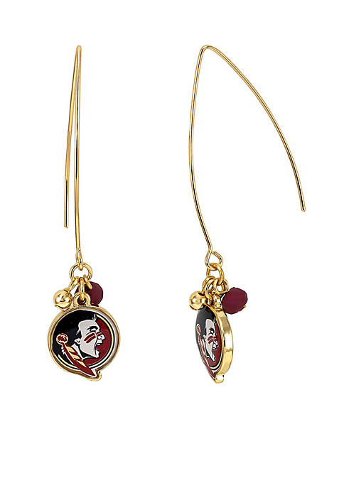 accessory PLAYS® Silver-Tone Florida State University Seminoles