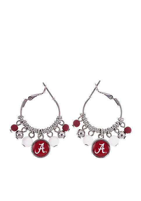 accessory PLAYS® Alabama Crimson Tide Click Hoop Fringe