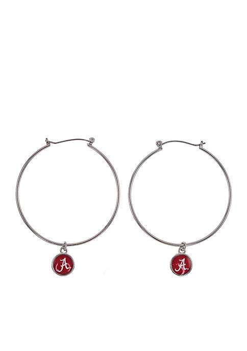accessory PLAYS® Alabama Crimson Tide Large Hoop with