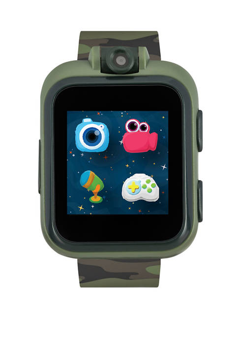 iTouch PlayZoom Smartwatch For Kids: Dark Olive With