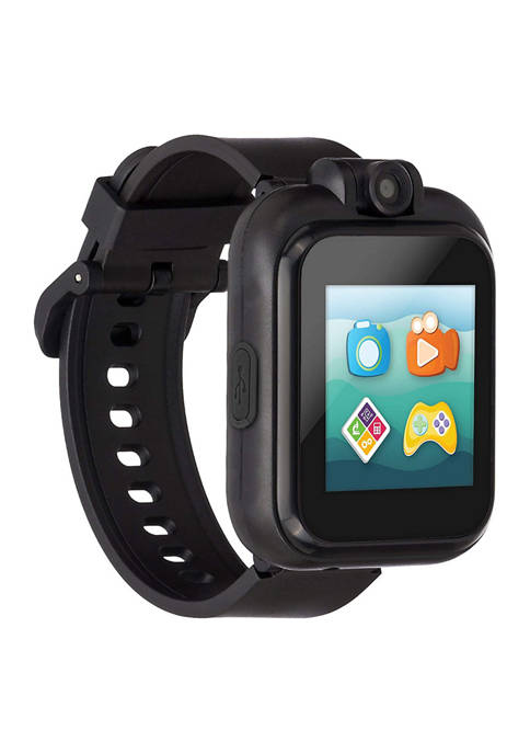 iTouch PlayZoom 2 Kids Smartwatch: Solid Black