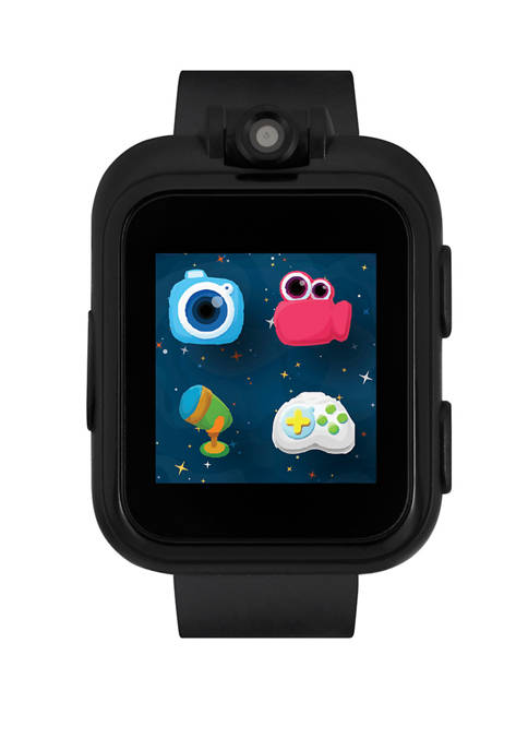 PlayZoom Smartwatch For Kids: Solid Black