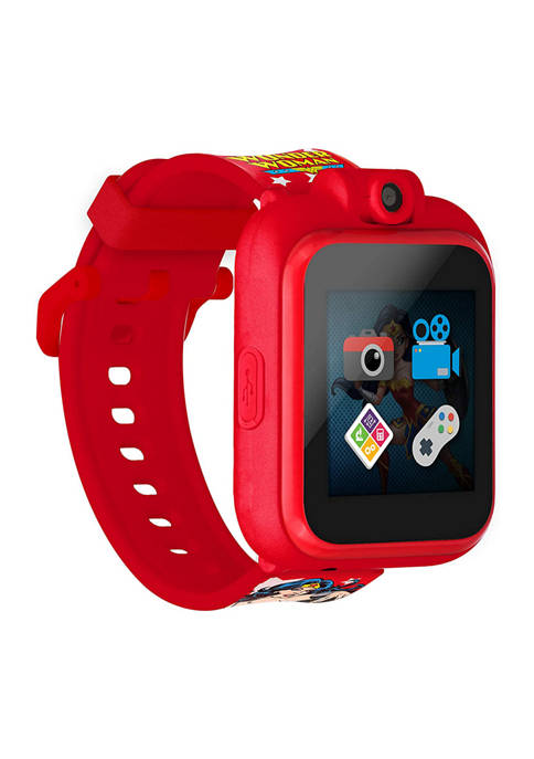 iTouch DC Comics PlayZoom 2 Kids Smartwatch: Red