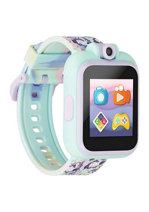 iTouch PlayZoom 2 Kids Smartwatch: Tie Dye Unicorn