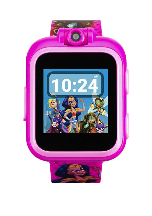 PlayZoom DC Comics Superhero Girls Smartwatch