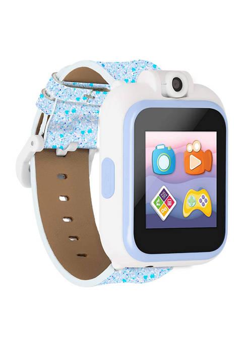 iTouch PlayZoom 2 Kids Smartwatch: Light Blue Glitter