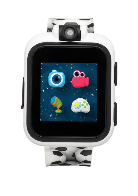 iTouch PlayZoom Smartwatch For Kids: Soccer Print