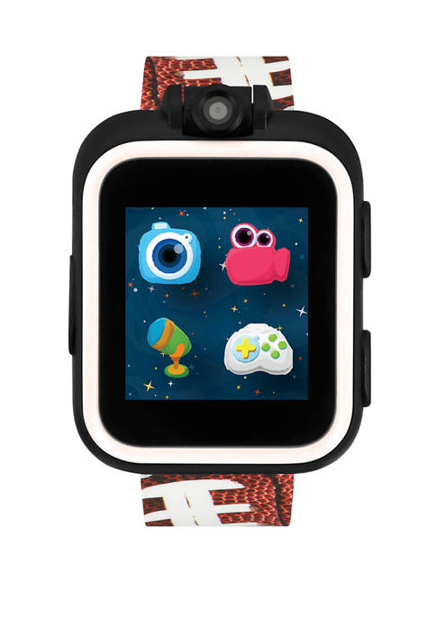 PlayZoom Smartwatch For Kids: Football Print