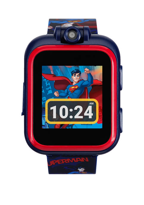 PlayZoom DC Comics Smartwatch - Superman