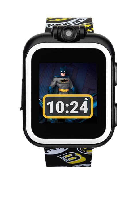 PlayZoom DC Comics Smartwatch - White Batman