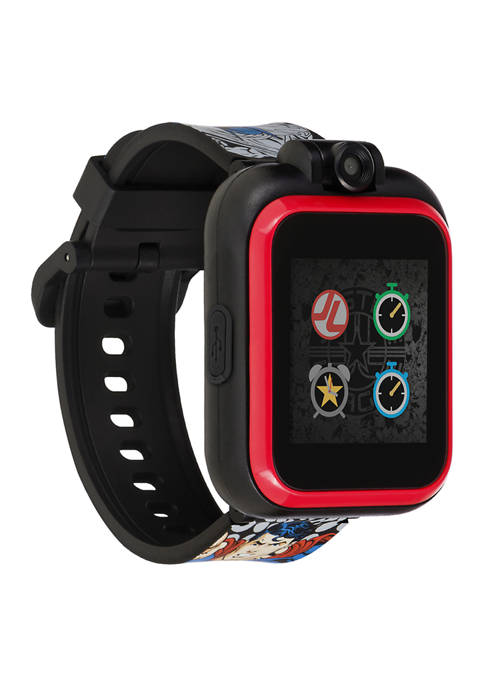 DC Comics iTouch PlayZoom Smartwatch For Kids: Justice