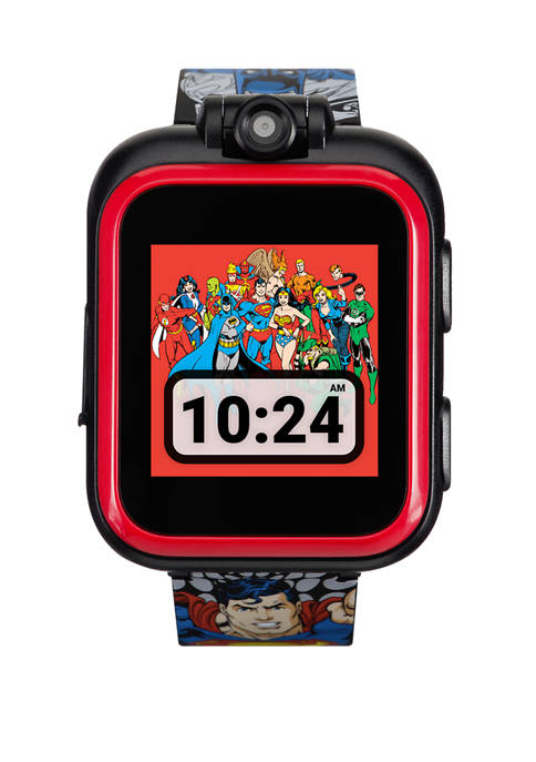 PlayZoom DC Comics Justice League Watch