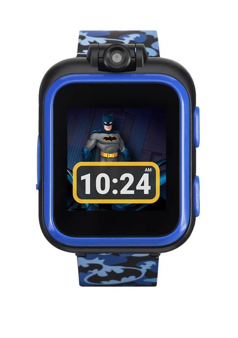 PlayZoom DC Comics Smartwatch - Blue Batman