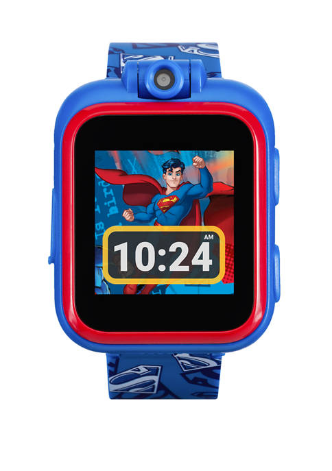 PlayZoom DC Comics Smartwatch - Superman Symbol