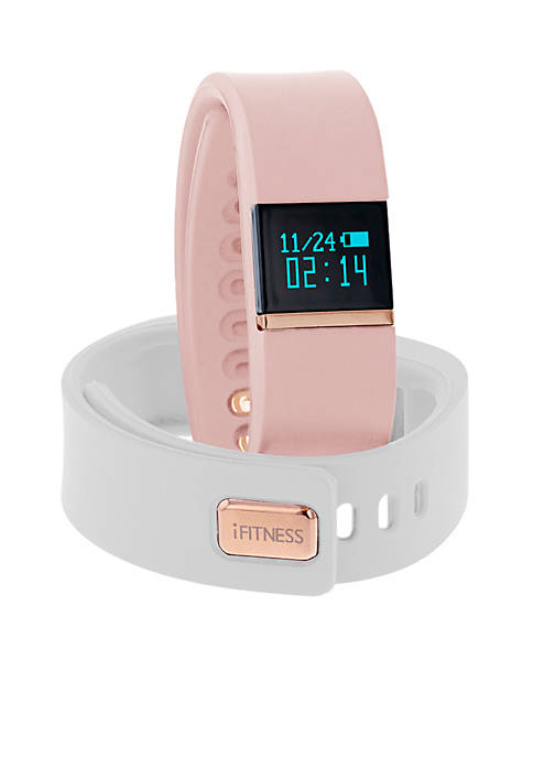 iTouch Wearables Ifitness Activity Tracker Watch, Rose Gold