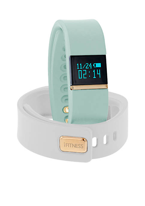 iTouch Wearables Womens iFITNESS Mint Activity Tracker