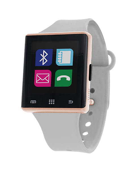 iTouch Wearables Rose Gold-Tone iTouch Air Smart Watch