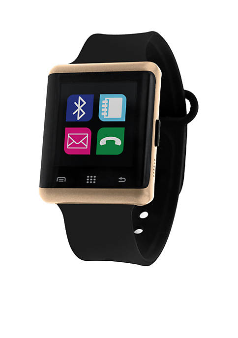 Itouch Wearables Gold Tone Itouch Air Smart Watch Belk