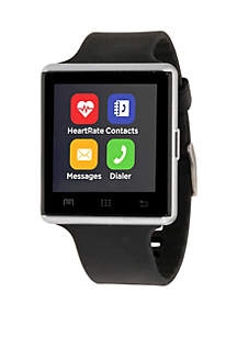 iTouch Silver Tone Air 2 Smartwatch