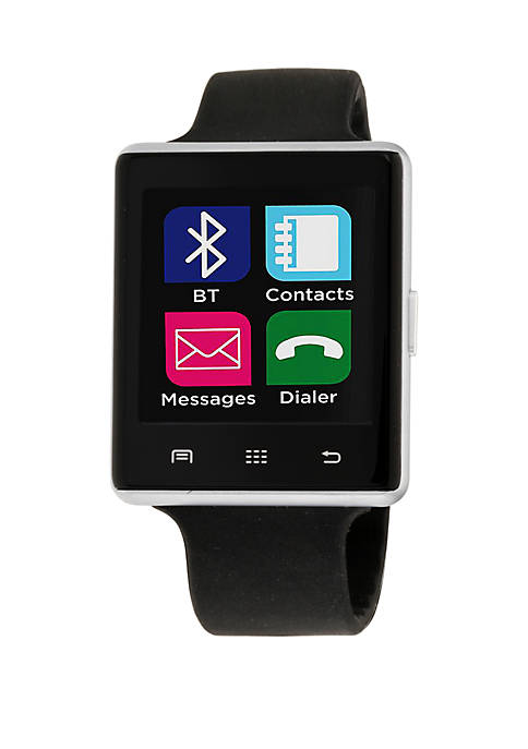 Silver Tone Air 2 Smartwatch
