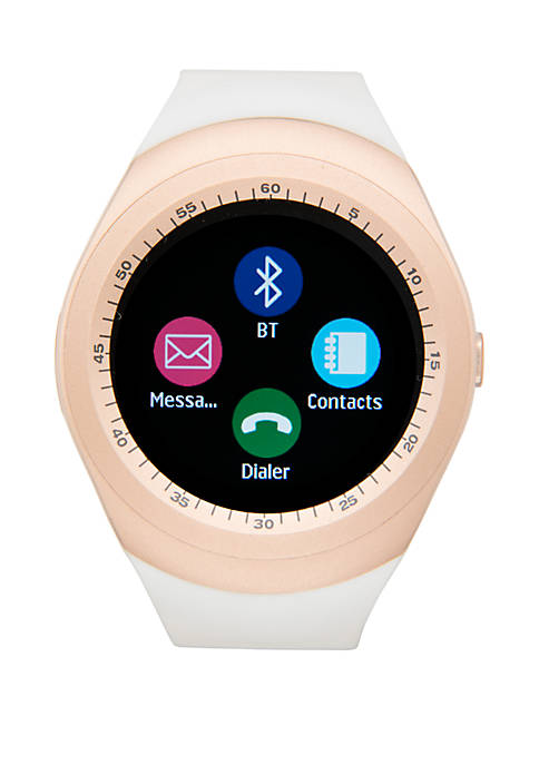 iTouch Curve Smart Watch Screen Bluetooth with Pedometer