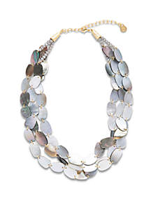 Shell Point Necklace