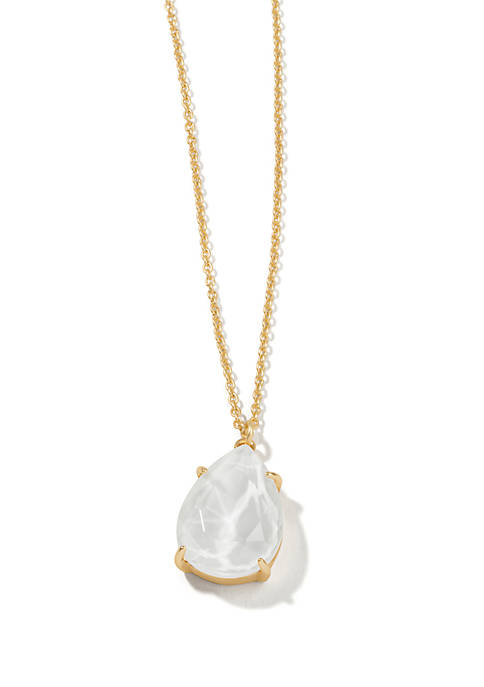 spartina 449 Teardrop Bitty Necklace