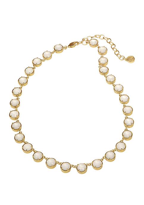 Crema Necklace